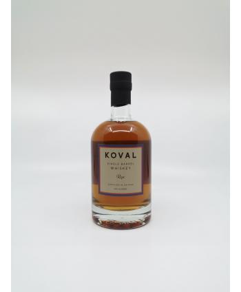 WHISKEY KOVAL Single Barrel Rye 40%