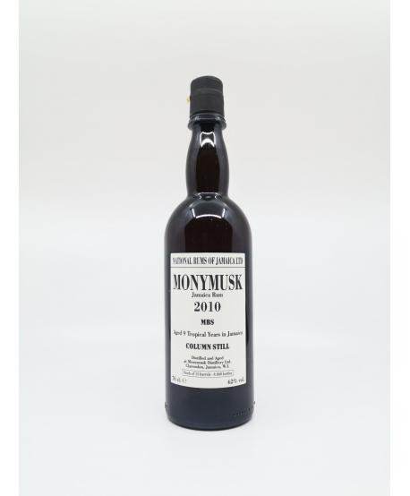 JAMAIQUE MONYMUSK 2010 MBS 62%