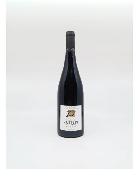 ALSACE Bollenberg Pinot Noir Harmonie ZUSSLIN 2015