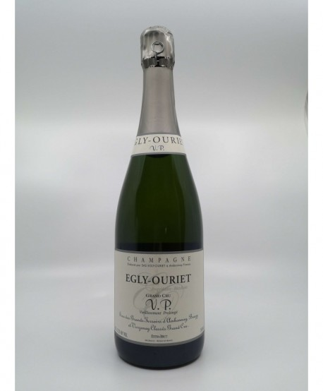 CHAMPAGNE Gd Cru EGLY OURIET Extra Brut VP