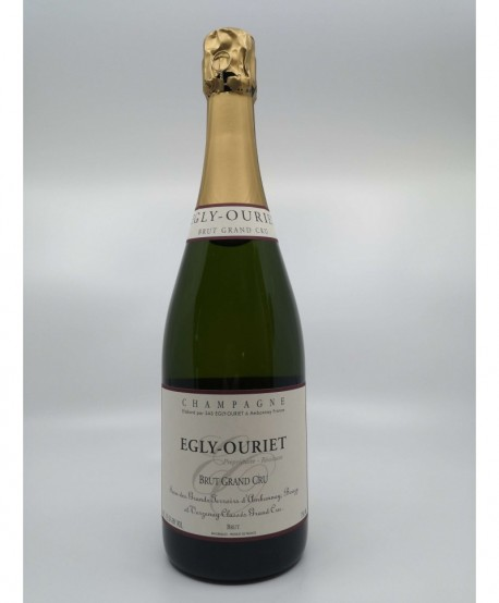 CHAMPAGNE Gd Cru EGLY OURIET Tradition Brut