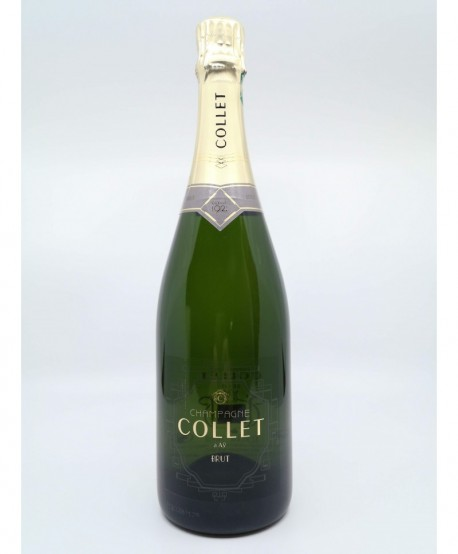 CHAMPAGNE Gd Cru COLLET 3 ANS