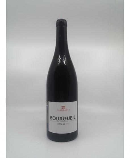 BOURGUEIL Côte 50 Y AMIRAULT 2018