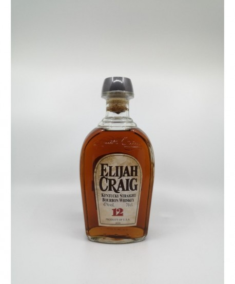 BOURBON WHISKEY KENTUCKY ELIJAH CRAIG 12 ans 47%