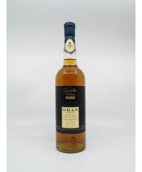 HIGHLAND SINGLE MALT OBAN The Distiller's Edition 15 ans 43%