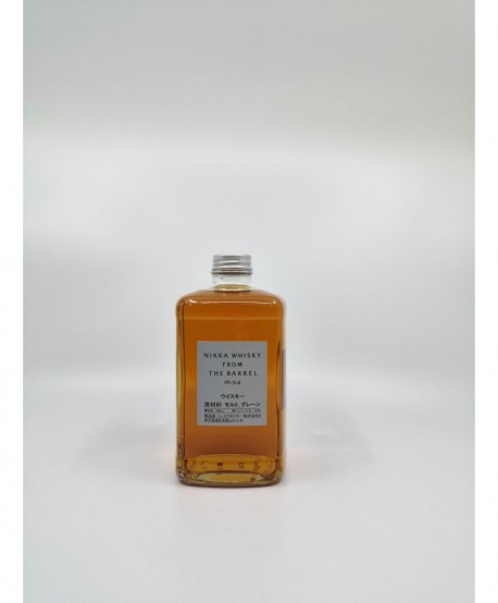 JAPON Blended NIKKA From the Barrel 51.4%